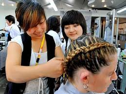 Parrucchiere cinese