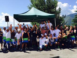 Carrè - CARRAINBOW 6 settembre 2015 barbecue contest.