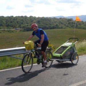 bicicletta-con-portabimbi