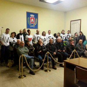attivisti no valdastico nord cogollo 14 feb 2017