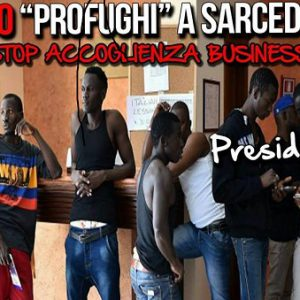 sarcedo NO PROFUGHI