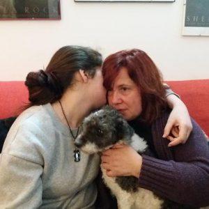 Torre - Giulia-Loredana con Michelle