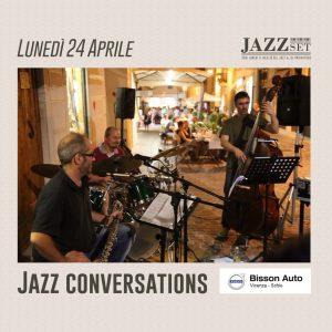 jazz convesation
