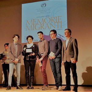 chilesotti concorso migrazione video