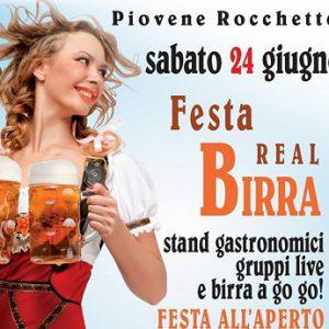Piovene - festa birra 2017