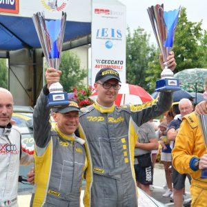 podio rally schio 2016