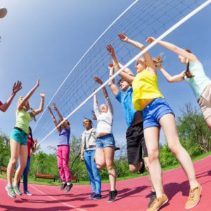 sport ragazzi giovani