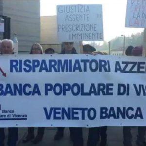 azionisti Bpvi davanti tribunale vicenza 2
