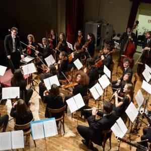 orchestra crescere in musica
