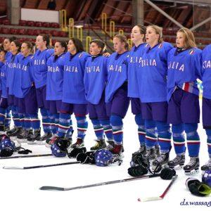 nazionale femminile hockey