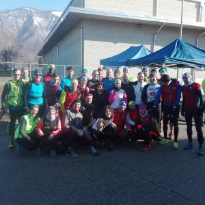 2018.03.06 carrè-chiuppano trail bregonze prima gara