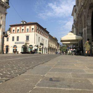 centro storico chiuso thiene