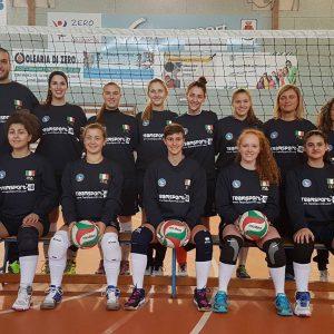 nazionale italiana volley femminile sorde