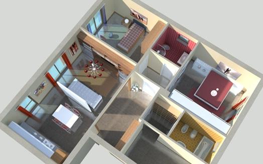 Il piano casa va in mostra a villa caldogno for Disegna il piano casa online