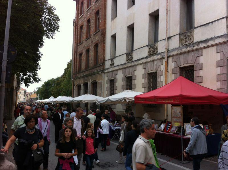 Schio Successo Per La 7 Mostra Mercato Giardino Jacquard