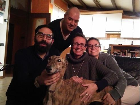 amelie e famiglia