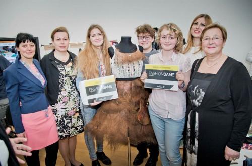 Fashion Game - La squadra dell'Ipsia di Thiene