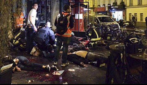 attentato francia