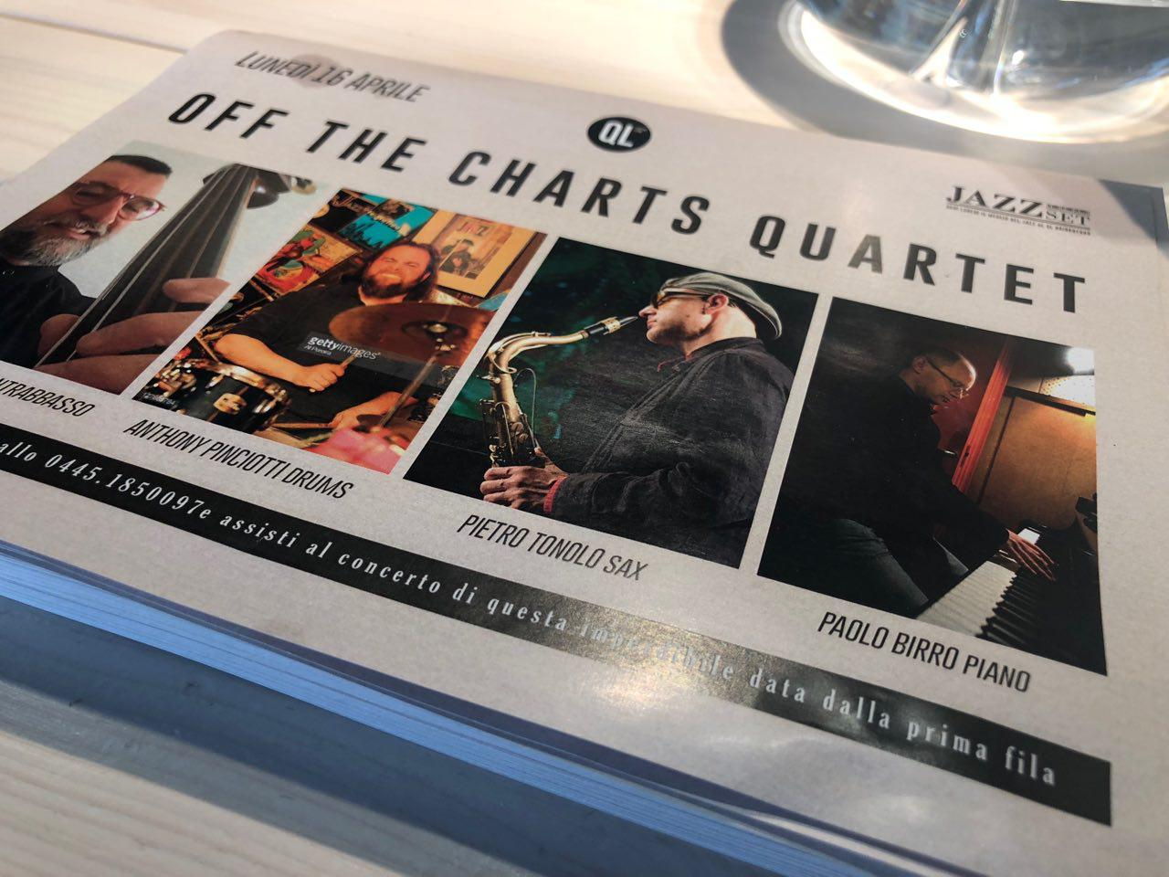 jazz set QL 16 aprile 2018